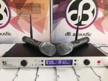 Mic dB350 karaoke không dây chính hãng db acoustic