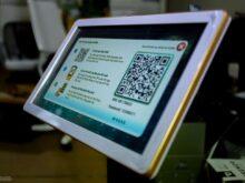 màn hình cảm ứng Kara M10 22 inch