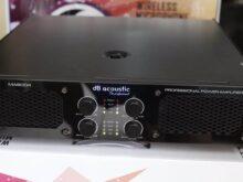 main cục đẩy dBMA9004 chính hãng dB Acoustic
