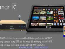 Đầu Arirang Smart K+ Karaoke chuyên nghiệp