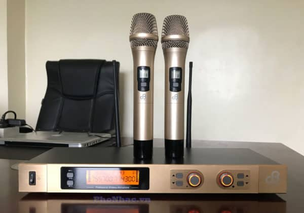 mic dB D10 chinh hang dB Acoustic