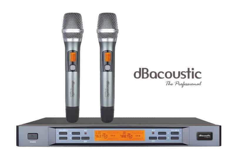 Micro-dB550-plus-db-acoustic-khong-day