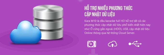 dau-kara-m10-cap-nhat-bai-hat
