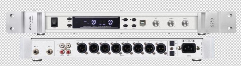 Vang số dB S750 chính hãng dB Acoustic