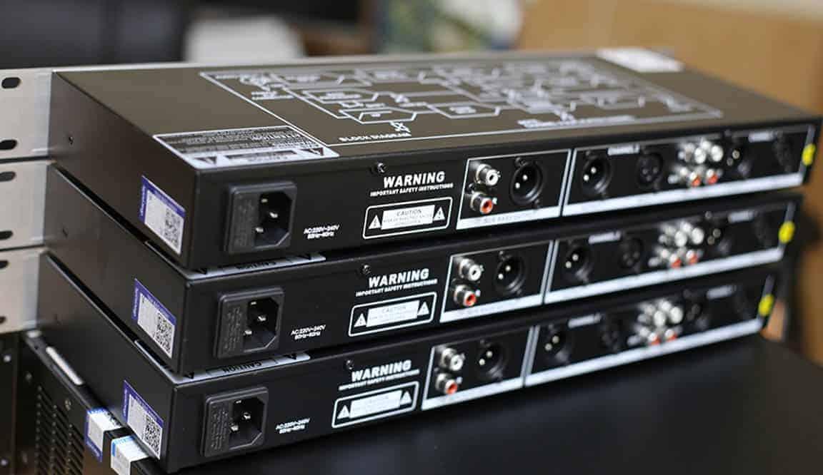 Nâng tiếng dB acoustic EX200