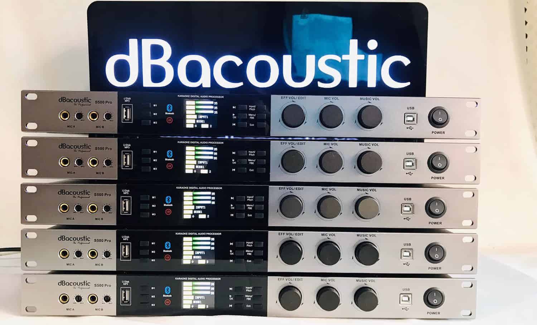 Vang số db S500 PRO dB acoustic