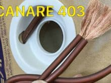 Dây loa CANARE 403