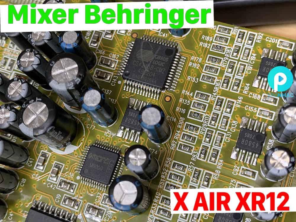 Mixer-Behringer-xr12-x-air