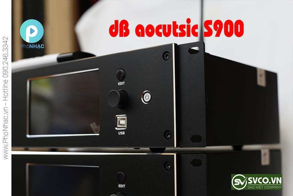 dB-acoustic-s900-vang-so